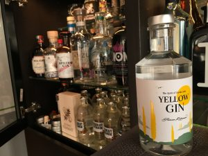 Yellow Gin Panorama