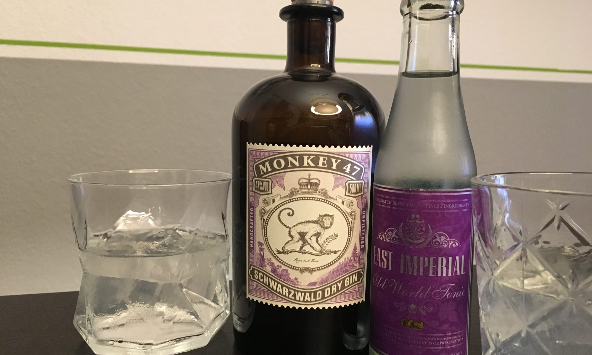 Monkey Gin East Imperial