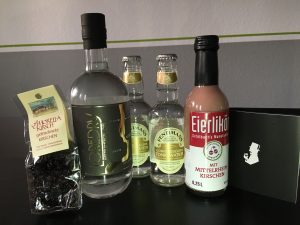 LoreDry Gin als Box Set