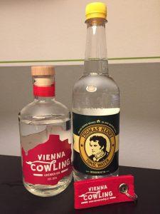 Vienna Cowling und Thomas Henry