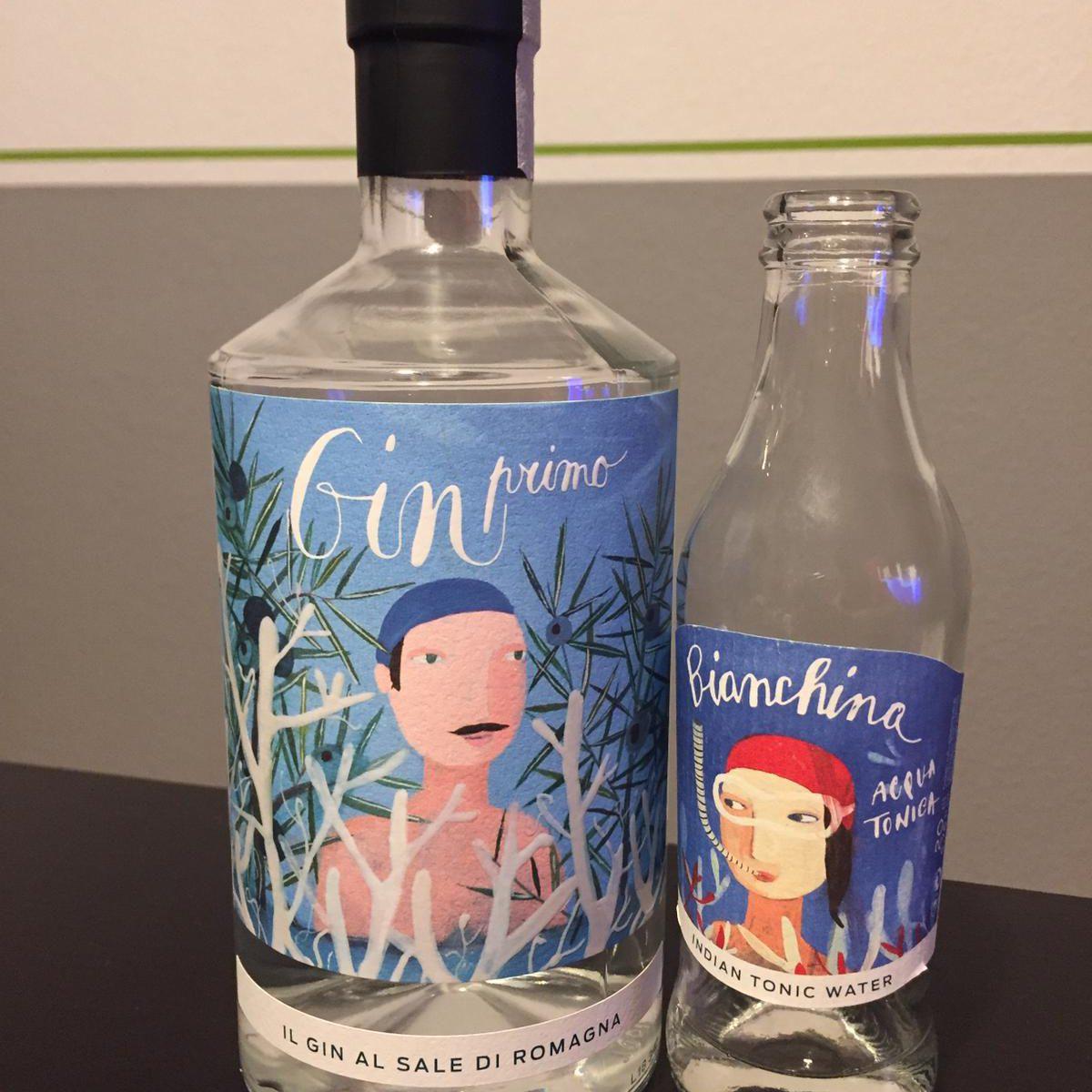Gin Primo Acqua Tonica Bianchetti